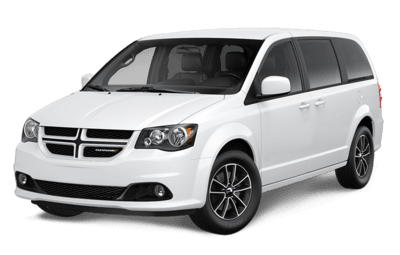 2019 Dodge Grand Caravan GT in Bright White jellybean