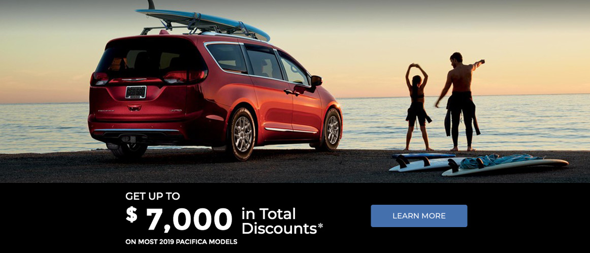 July Chrysler offer
