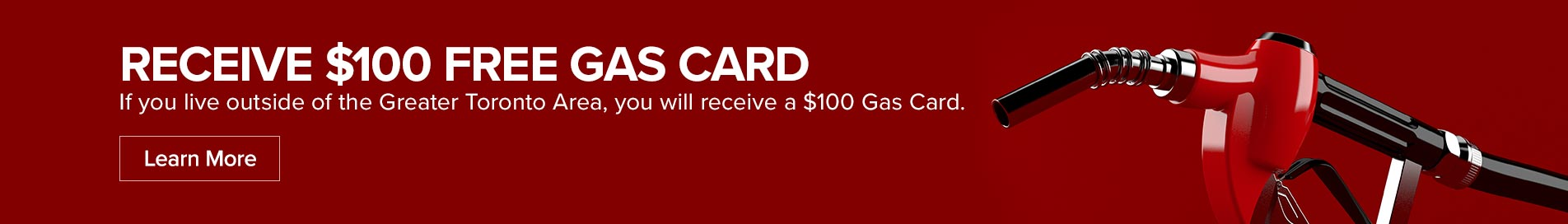 $100 Gas Card Offer