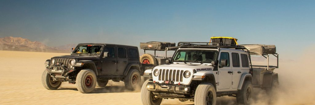 Products That Will Enhance Your Jeep Road Trip