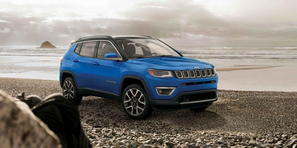 Explore Mississauga with our 2019 Jeep Compass