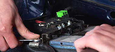 Changing Your Car Battery | Go Dodge Red Deer, Alberta