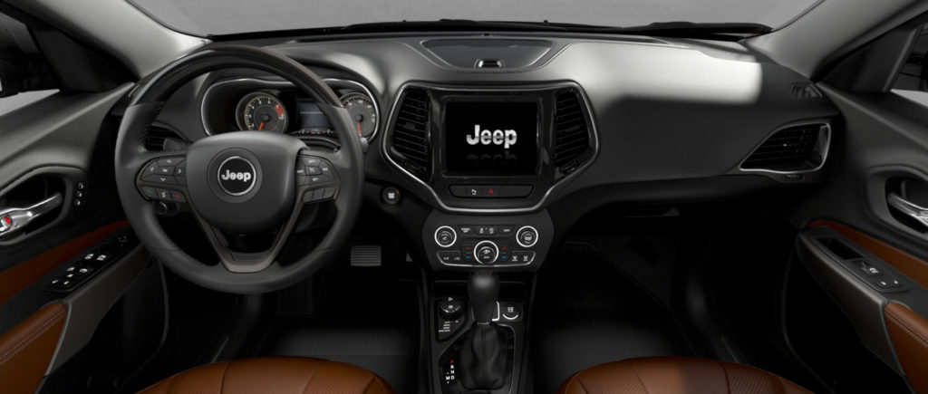 2019 Jeep Cherokee for sale in surrey