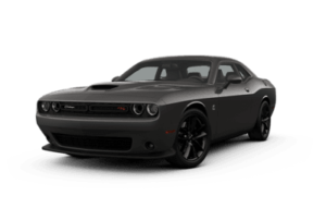 Dodge Challenger Scat Pack 392 in dark grey