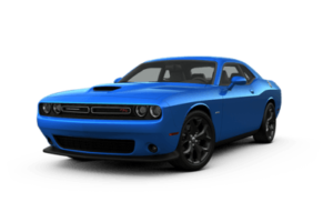 Dodge Challenger R/T in blue