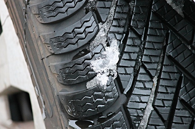Tire treads on winter tires - surrey tire centre