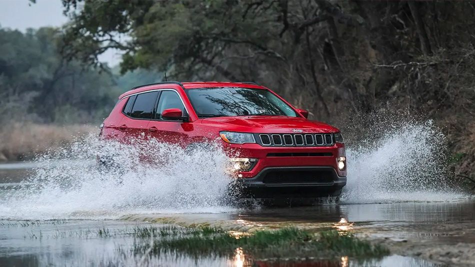 2018 Jeep Compass Performance