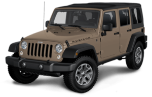 2018 Jeep Wrangler JK Unlimited Rubicon jellybean