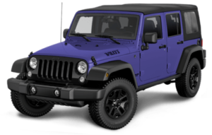 2018 Jeep Wrangler JK Unlimited Willys Wheeler jellybean