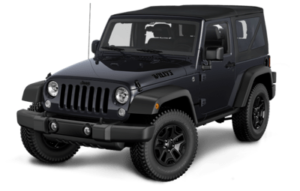 2018 Jeep Wrangler JK Willys Wheeler jellybean