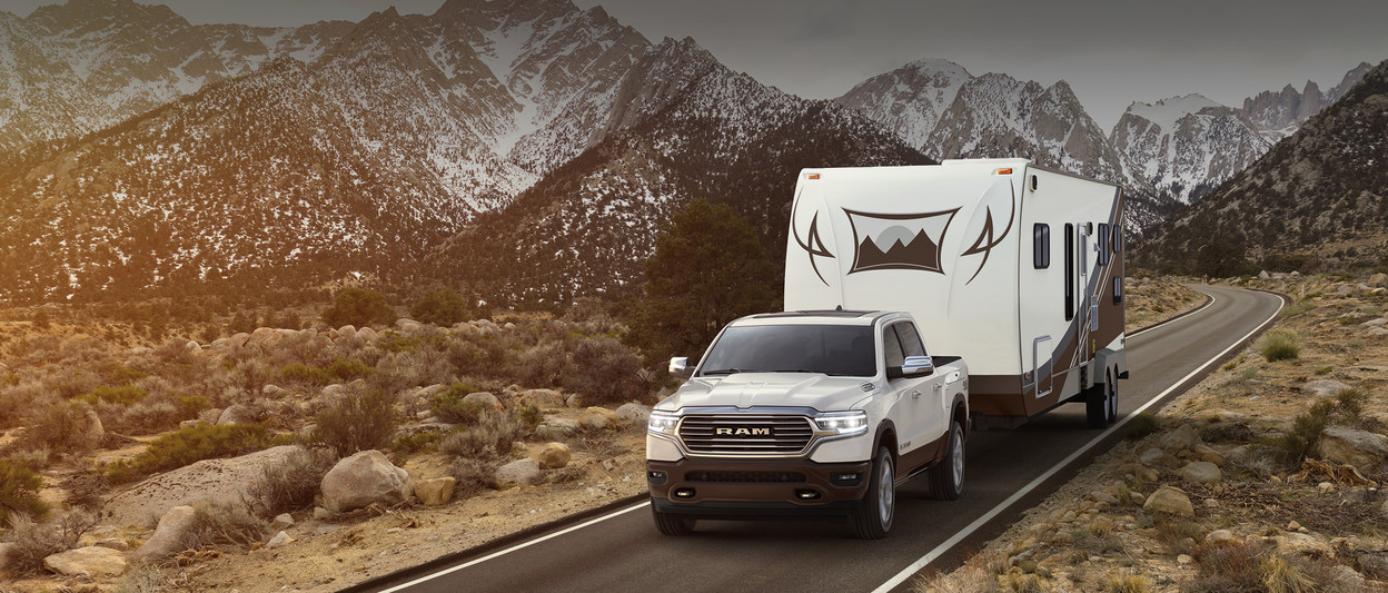 Towing capacity for 2019 Ram 1500 - sold in BC