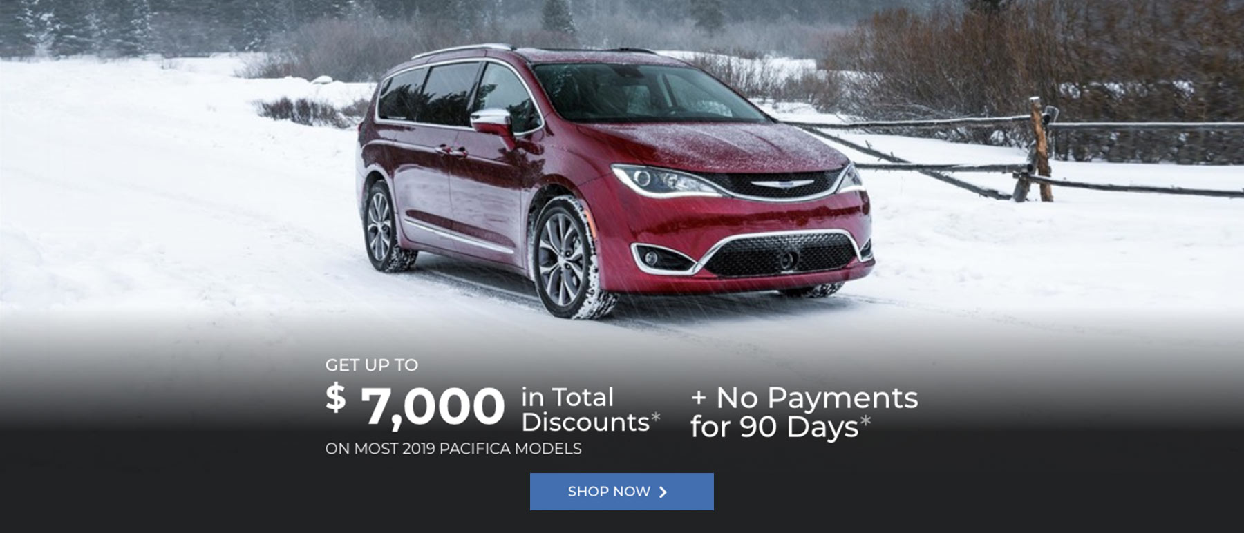 2019 February Chrysler OEM Offer