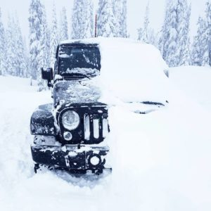 Winter Jeep Wrangler - Surrey used cars