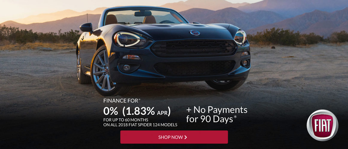 Fiat March 2019 OEM Offer