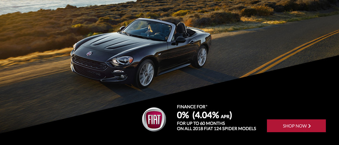 Fiat May 2019 OEM Offer