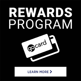 Go Rewards Card