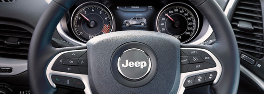 2018 Jeep Cherokee Safety