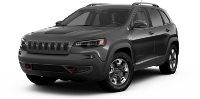 Black Jeep Cherokee