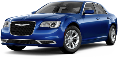 chrysler 300 touring blue