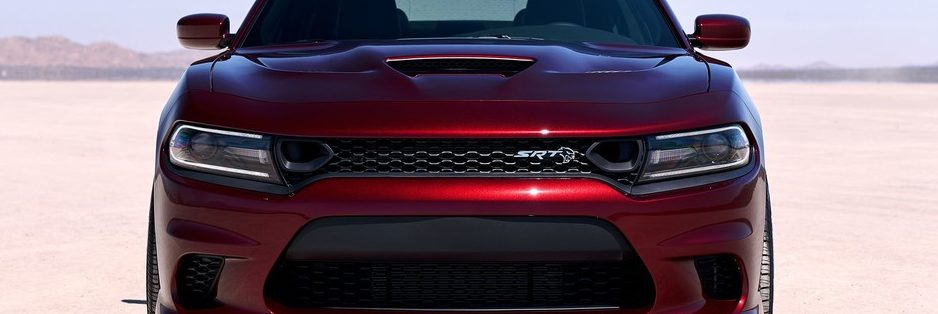 2019 Dodge Charger Front