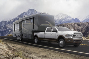 2019 Ram 3500 towing capacity