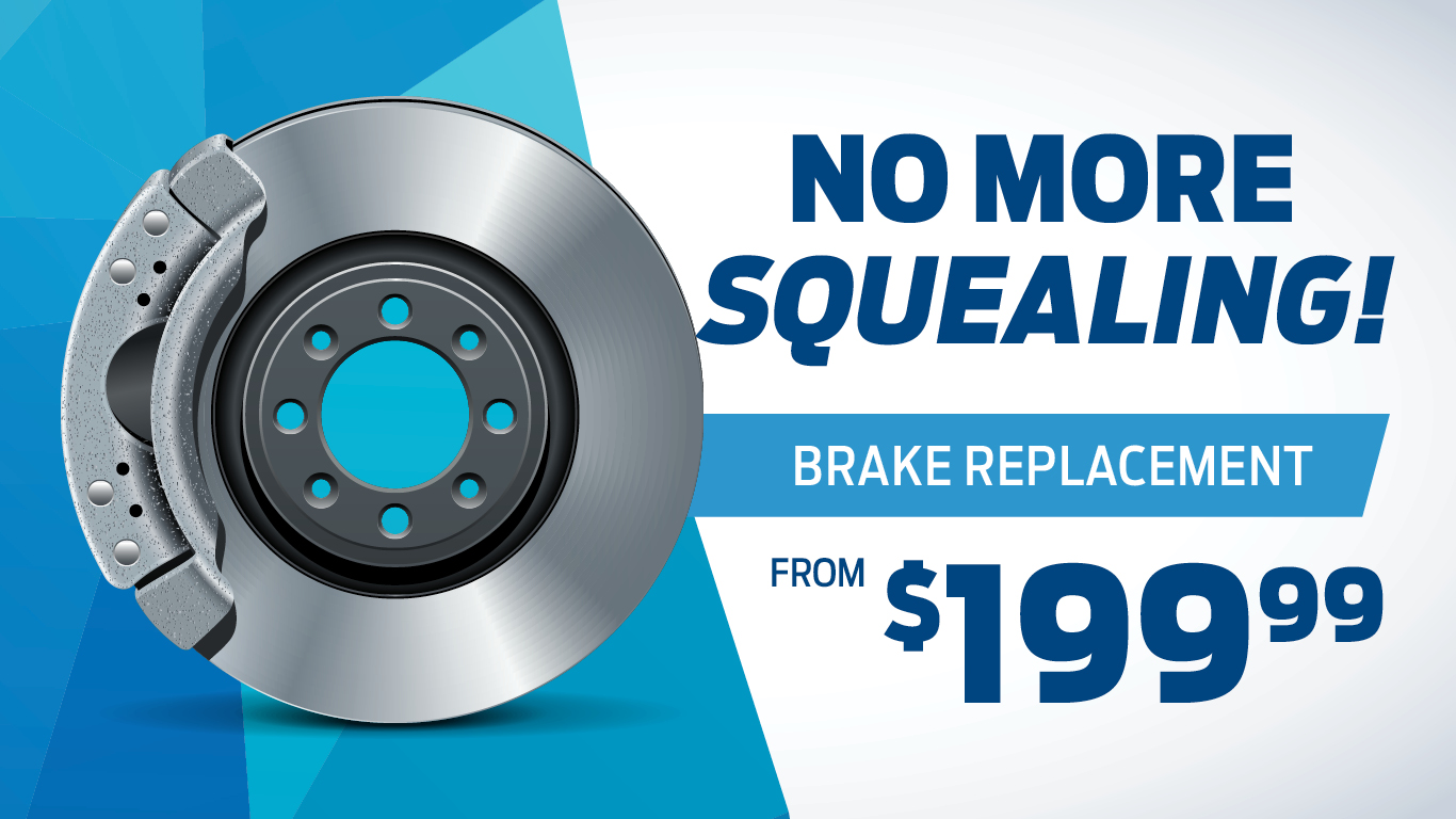 Kentwood Ford brake replacement coupon