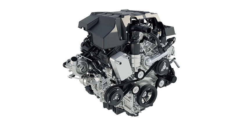 Kentwood Ford Engine Ecoboost