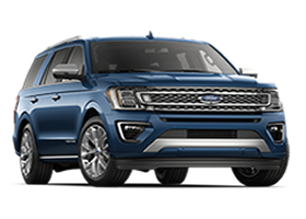 Ford Expedition Blue