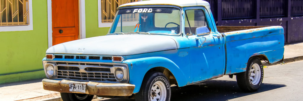 Sixth generation of the Ford F-150