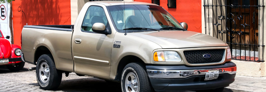 Tenth generation of the Ford F-150