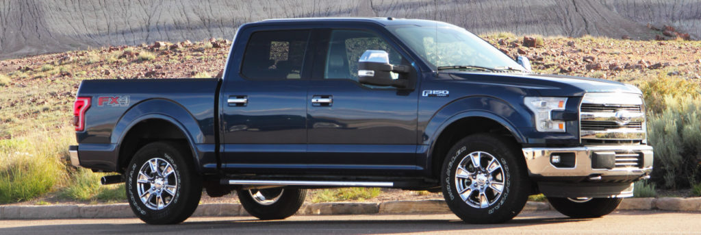 Thirteenth generation of the Ford F-150