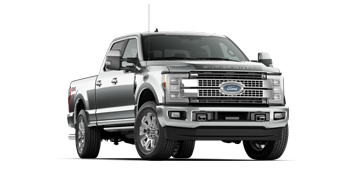 Platinum Ford Super Duty in Platinum
