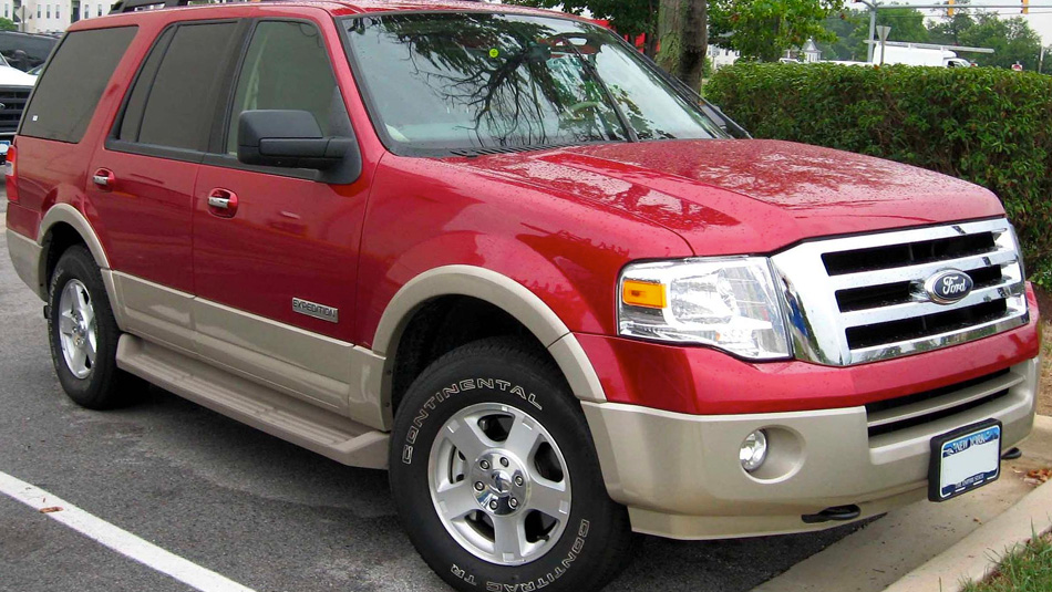 Ford Expedition Thrid gen