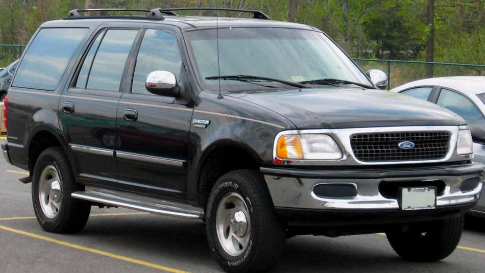 First Gen Ford Expedition