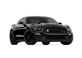 Mustang Shelby GT Black
