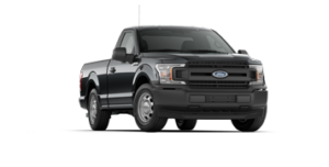Ford F-150 XL in Black