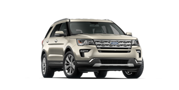 Ford Explorere Limited