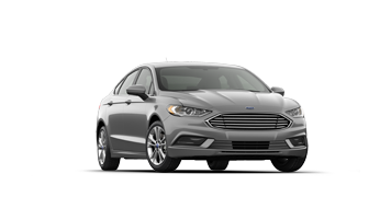 2019 Ford Fusion SE in grey