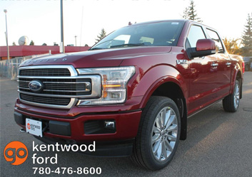 Ford F-150 only at Kentwood Ford
