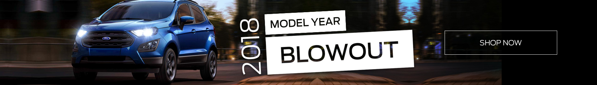 2018 Model Year Blowout Desktop