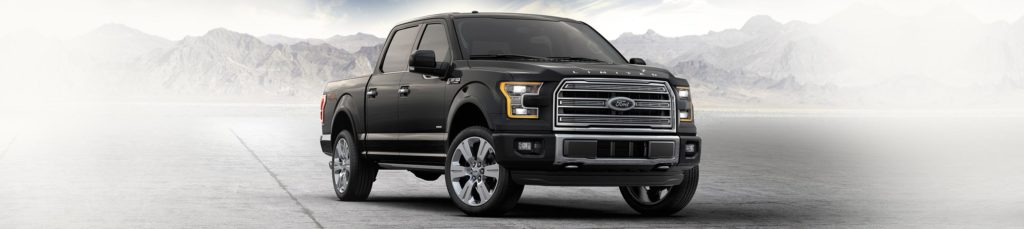 2019 Ford F-150 Limited hero image