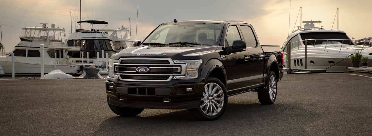 Thanks to the addition of a high-output 3.5-liter EcoBoost® V6 engine, the 2019 Ford F-150 Limited is the most powerful light-duty pickup in America.