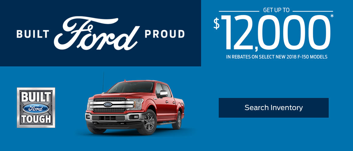 February Ford incentive