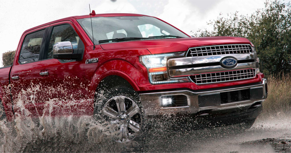 Ford F-150 Trims