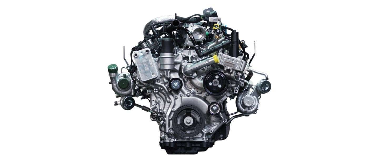 2.7L EcoBoost engine