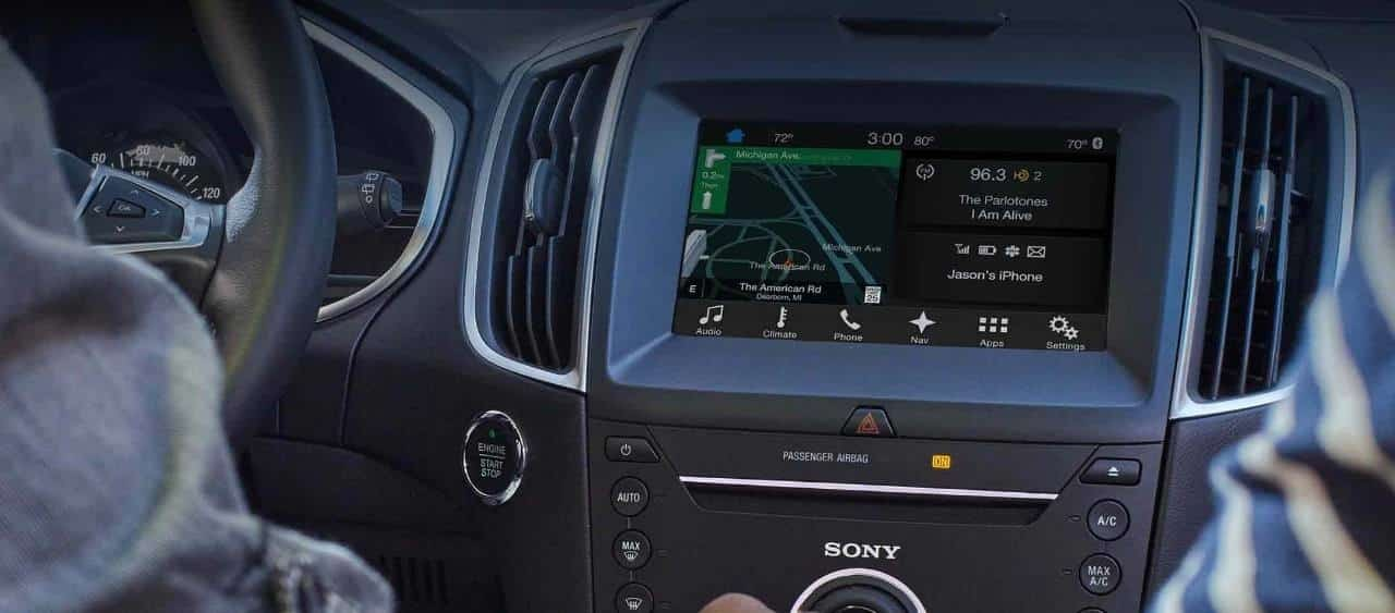 Ford SYNC<sup srcset=