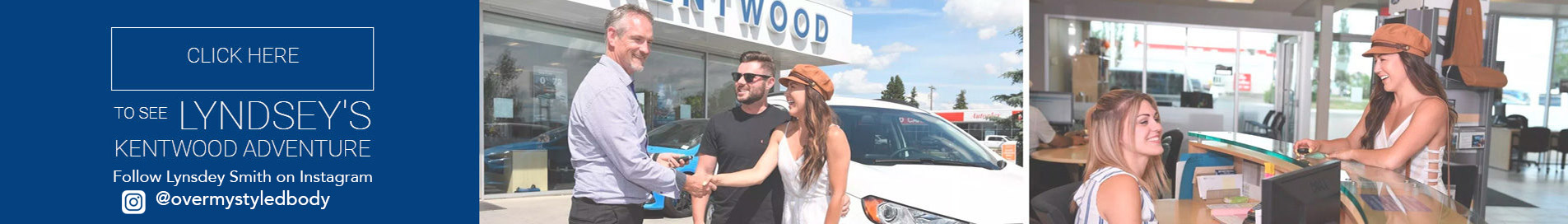 Lyndsey Experience at Kentwood Ford