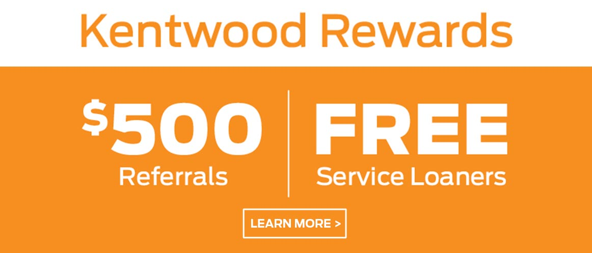 Kentwood Rewards