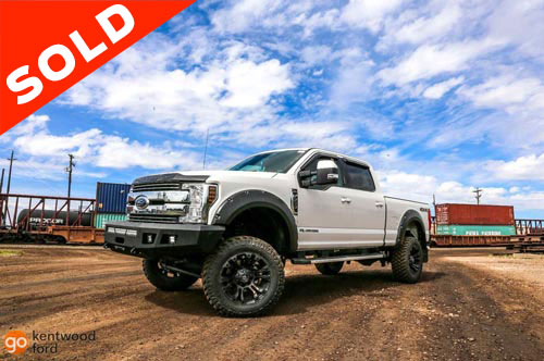 2018 Ford F-350 | Kentwood Ford