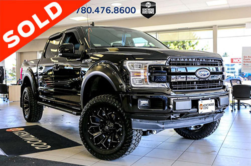 2019 Ford F-150 LARIAT | Kentwood Ford